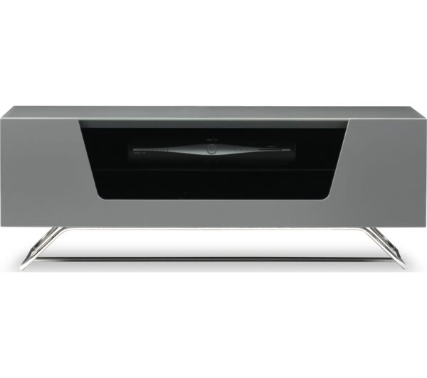 ALPHASON Chromium 2 1000 TV Stand - Grey, Grey