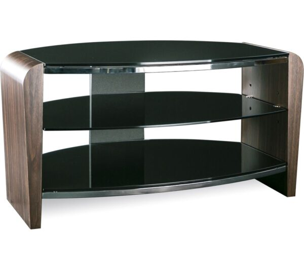 ALPHASON Francium 800 TV Stand - Walnut