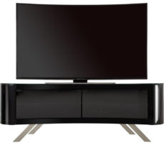 AVF Bay 1500 TV Stand, Black