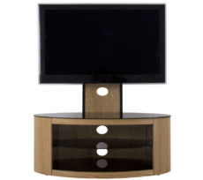 AVF Buckingham 1000 TV Stand with Bracket, Oak