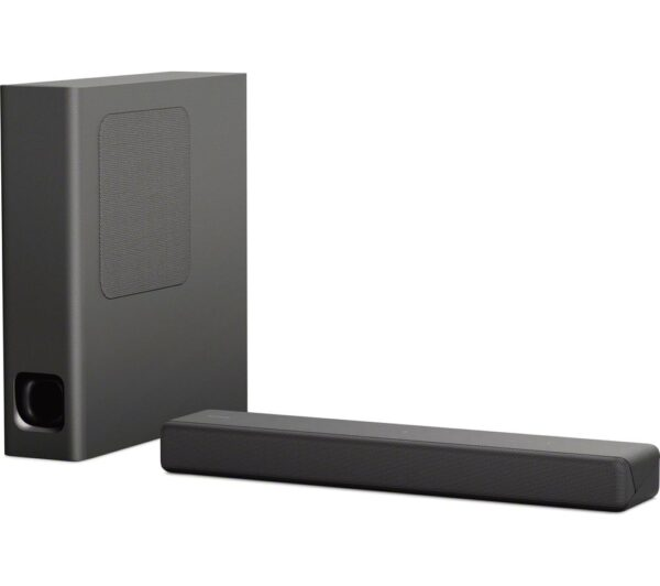 SONY HT-MT300 2.1 Wireless Sound Bar, Silver