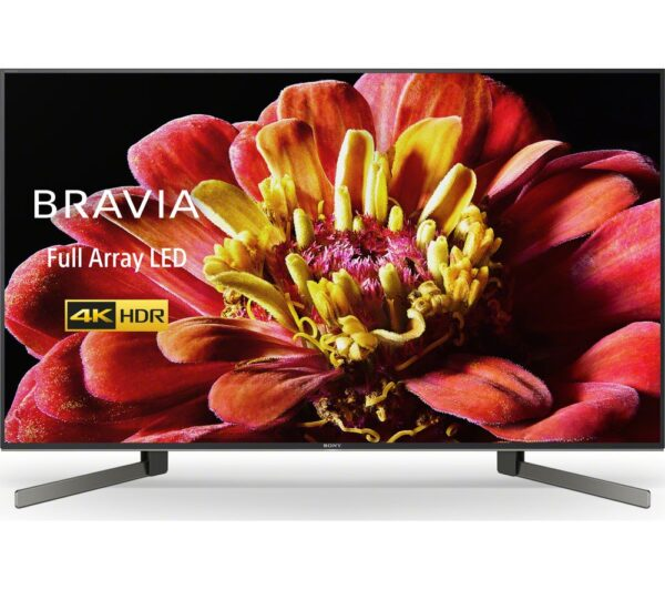 "49"" SONY BRAVIA KD-49X9005BU Smart 4K Ultra HD HDR LED TV with Google Assistant"