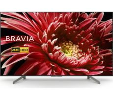"65"" SONY BRAVIA KD65XG8796BU Smart 4K Ultra HD HDR LED TV with Google Assistant, Green"
