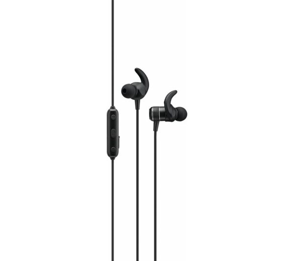 GOJI Collection GTCIBTB18 Wireless Bluetooth Headphones - Black, Black