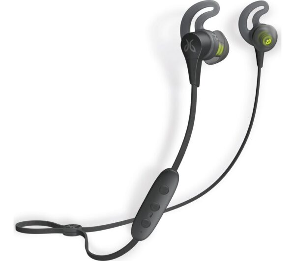 JAYBIRD X4 Wireless Bluetooth Headphones - Metallic Black, Black