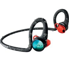 PLANTRONICS BackBeat FIT 2100 Wireless Bluetooth Headphones - Black, Black