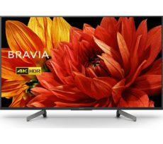 "49"" SONY BRAVIA KD-49XG8305BU Smart 4K Ultra HD HDR LED TV with Google Assistant"