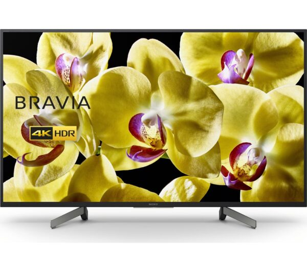 "55"" SONY BRAVIA KD55XG8196BU Smart 4K Ultra HD HDR LED TV with Google Assistant, Green"
