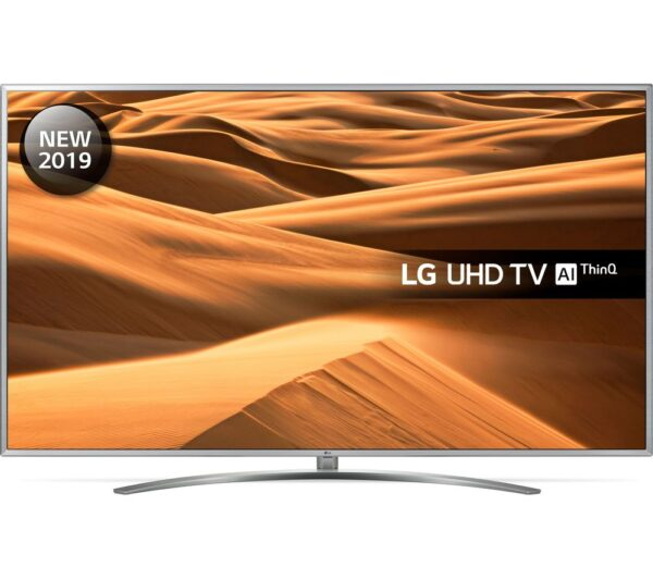 "65"" LG 65UM7610PLB Smart 4K Ultra HD HDR LED TV with Google Assistant"