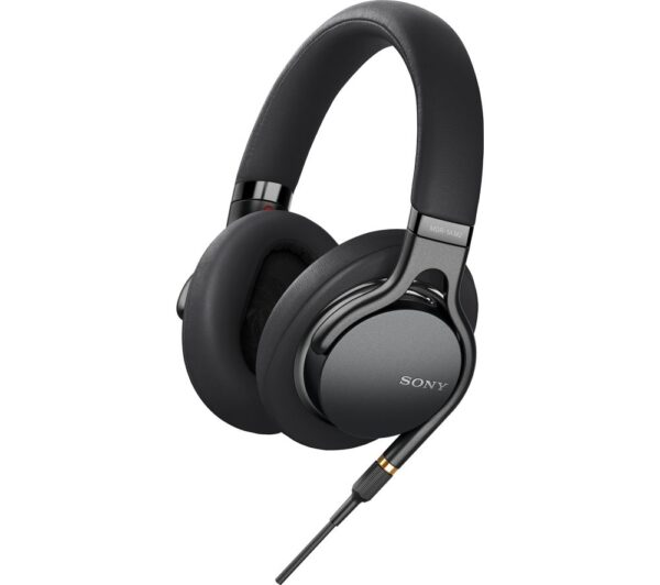 SONY MDR-1AM2B Headphones - Black, Black
