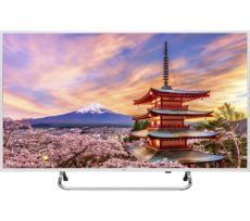 "40"" JVC LT-40C591 Full HD LED TV - White, White"