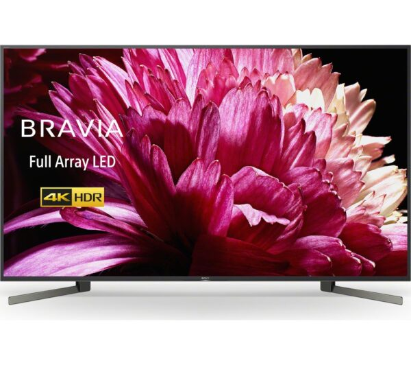 "85"" SONY BRAVIA KD85XG95 Smart 4K Ultra HD HDR LED TV with Google Assistant"