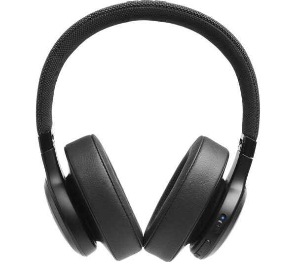 JBL LIVE 500BT Wireless Bluetooth Headphones - Black, Black