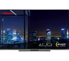 "55"" TOSHIBA 55UL7A63DB Smart 4K Ultra HD HDR LED TV"