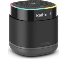 PURE StreamR Portable DAB+/FM Bluetooth Radio - Charcoal, Charcoal