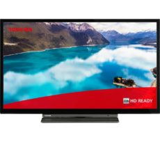 "24"" TOSHIBA 24WL3A63DB Smart HD Ready LED TV"