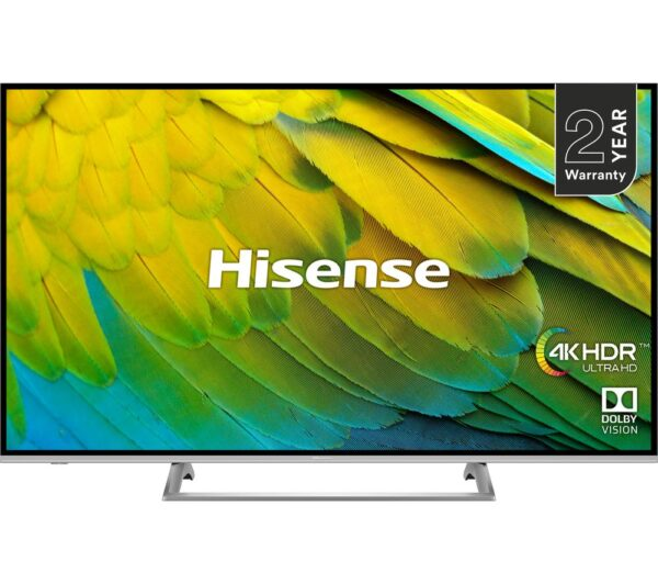 "75"" HISENSE H75B7510UK Smart 4K Ultra HD HDR LED TV"