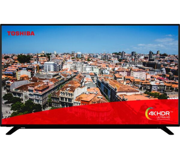 "TOSHIBA 43U2963DB 43"" Smart 4K Ultra HD HDR LED TV"