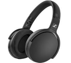 SENNHEISER HD 350BT Wireless Bluetooth Headphones - Black, Black