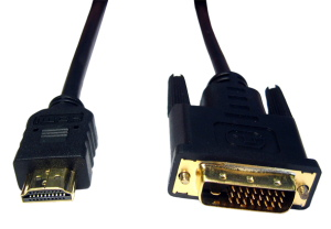 7m HDMI To DVI-D Cable