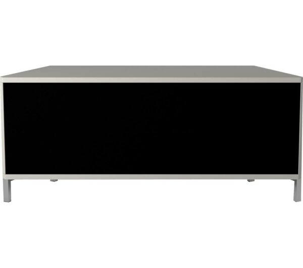 ALPHASON Hyde 1200 mm TV Stand - White, White