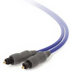 Techlink 690211 1m Optical Cable Toslink Cable
