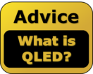 What is QLED?
